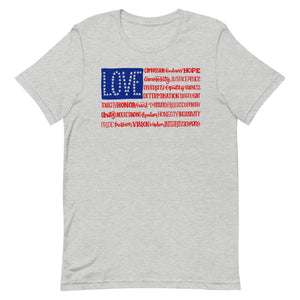 America The Wonderful Relaxed Fit T-Shirt