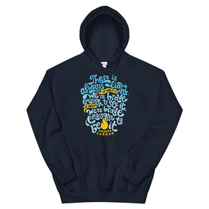 There Is Always Light Hoodie