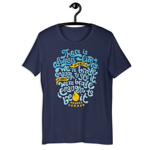 There Is Always Light Relaxed Fit T-Shirt