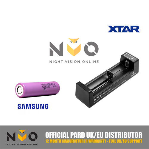 Xtar® MC1 Plus Charger - Samsung® 18650 Battery
