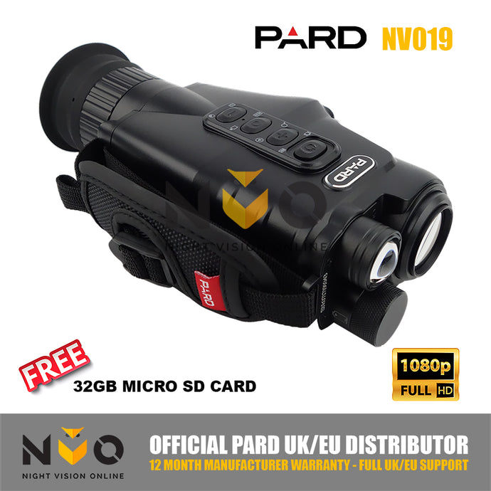 PARD NV019 NIGHT VISION SPOTTER MONOCULAR