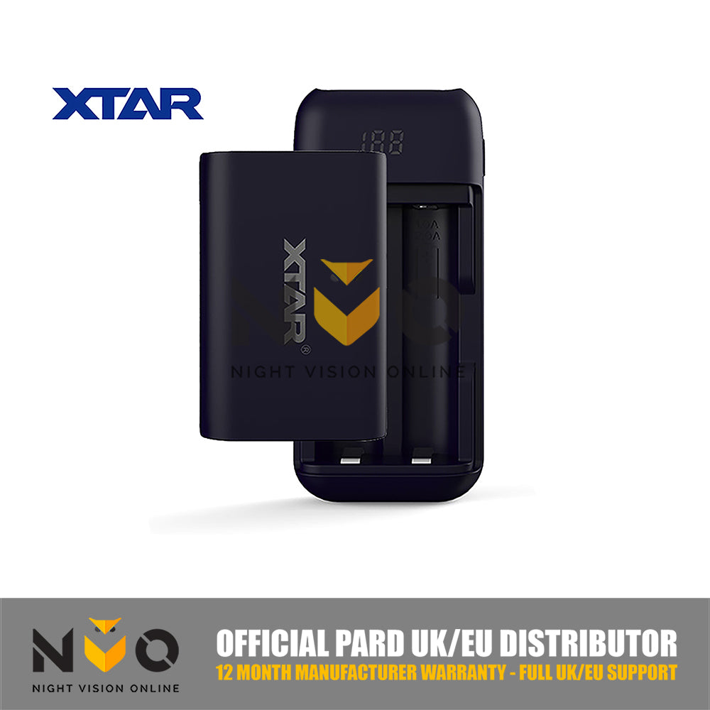 Xtar® PB2 Charger - Samsung® 18650 Batteries