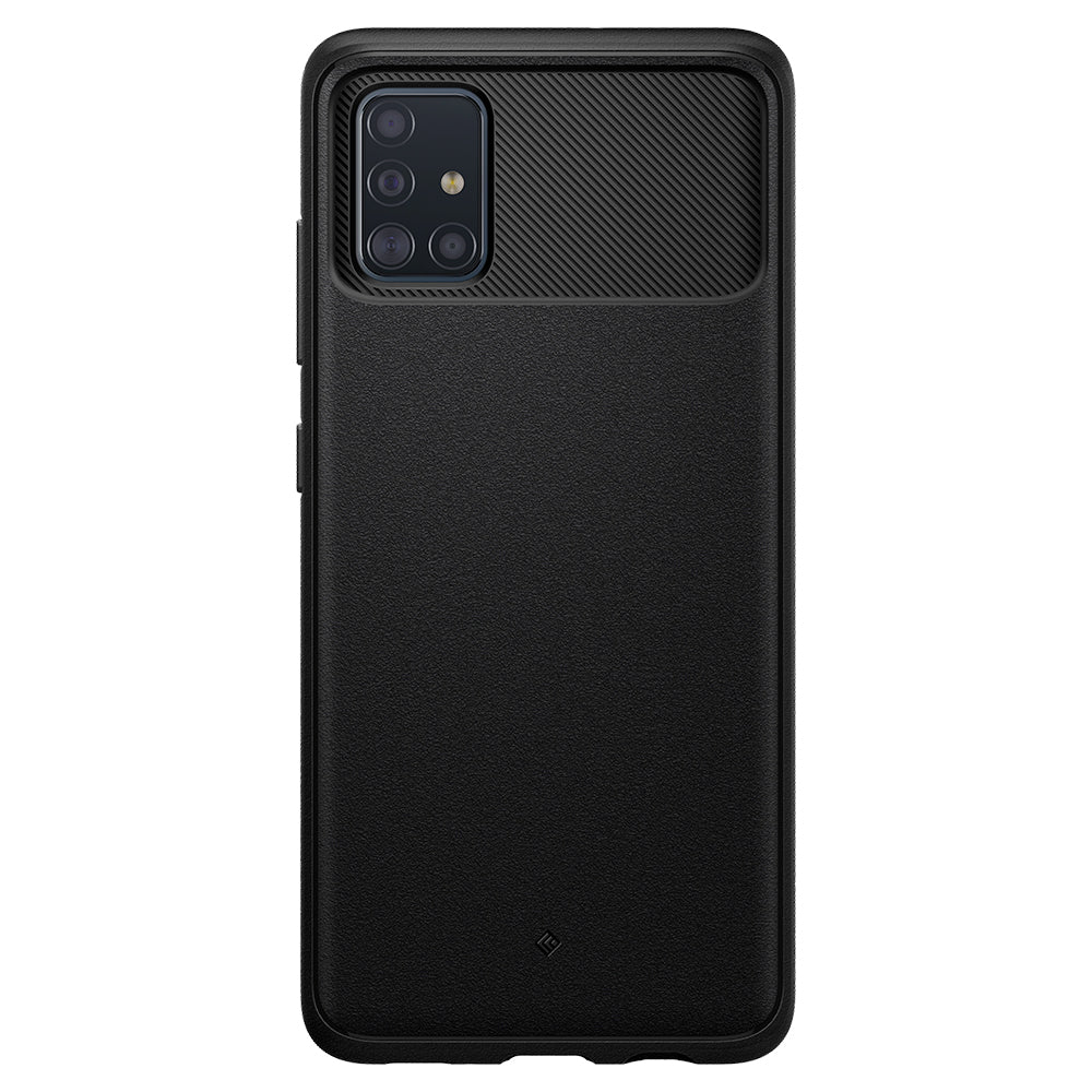 Vault Matte Black For Galaxy A51
