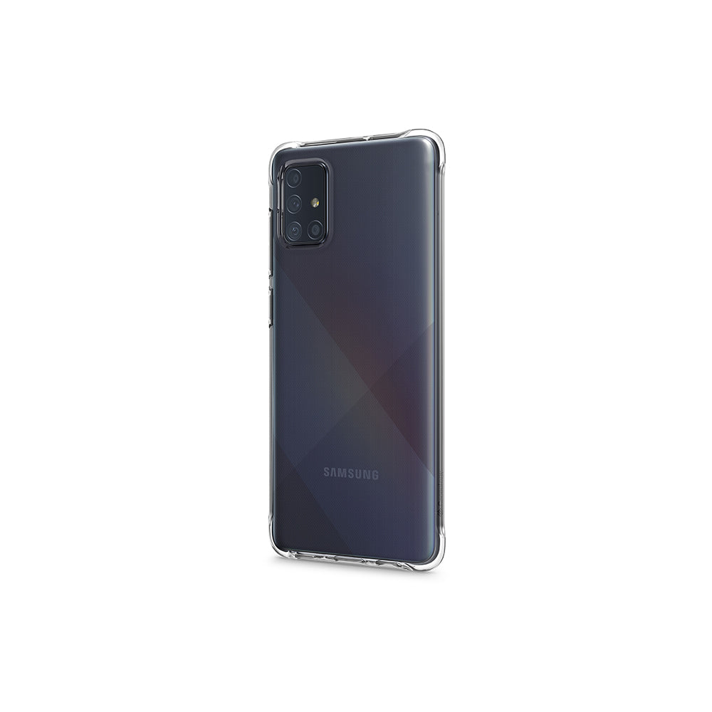 Solid Flex Crystal Crystal Clear For Galaxy A71