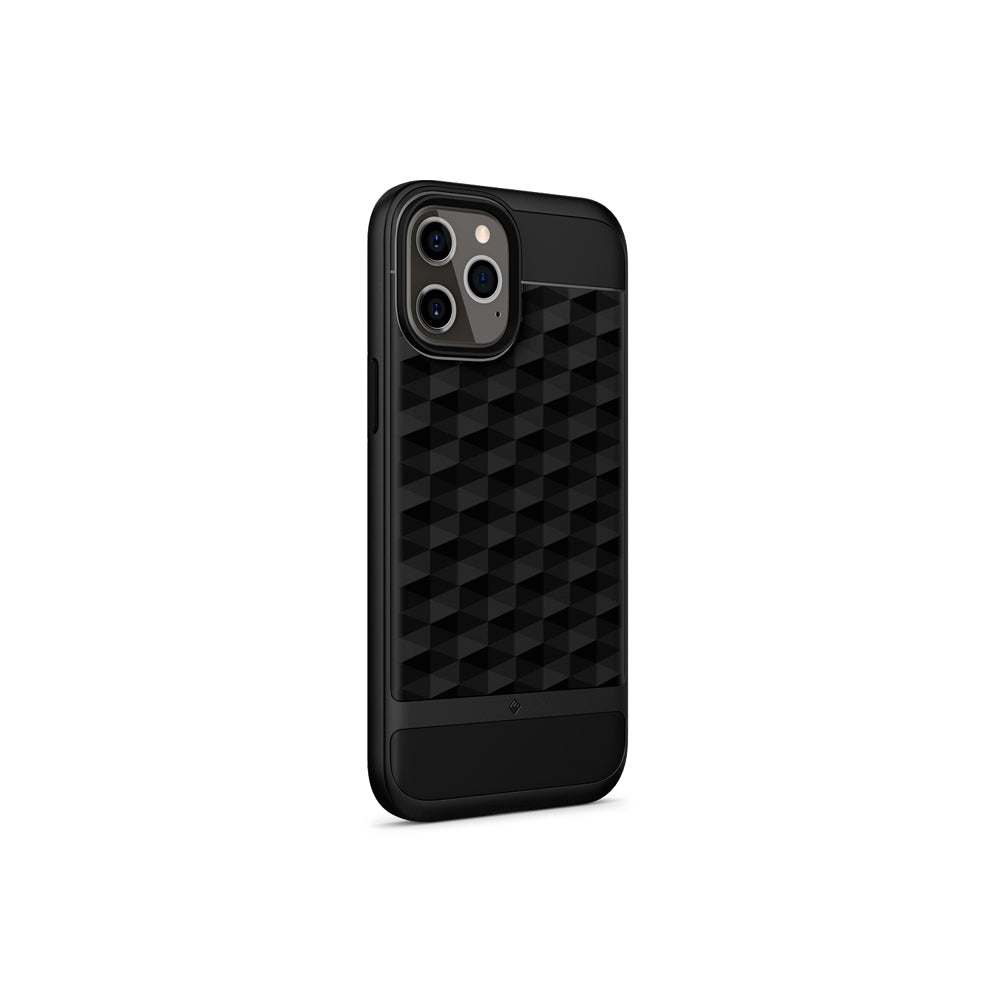 Parallax Matte Black for iPhone 12 / 12 Pro