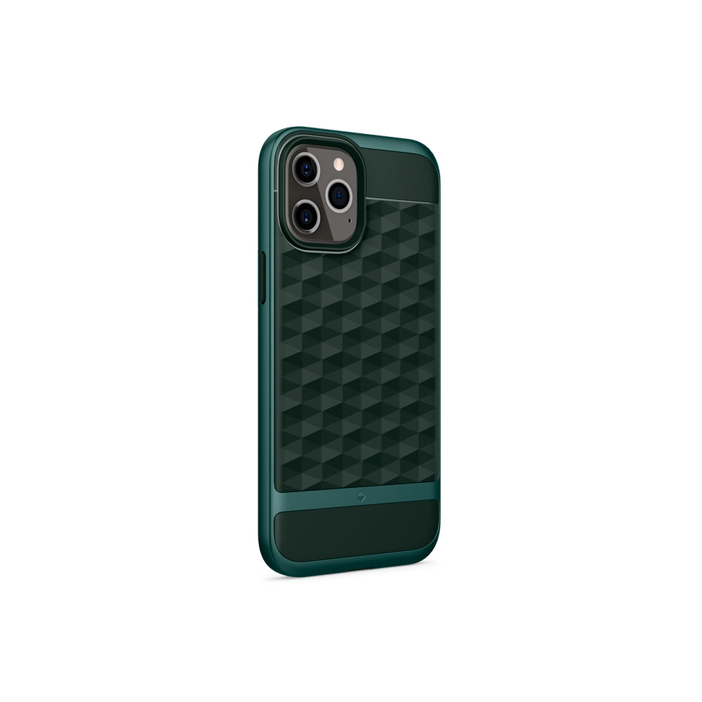 Parallax Midnight Green for iPhone 12 / 12 Pro