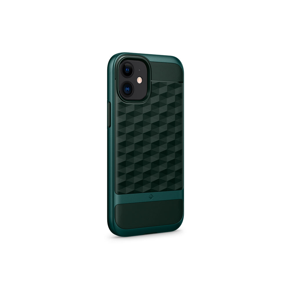 Parallax Midnight Green for iPhone 12 Mini