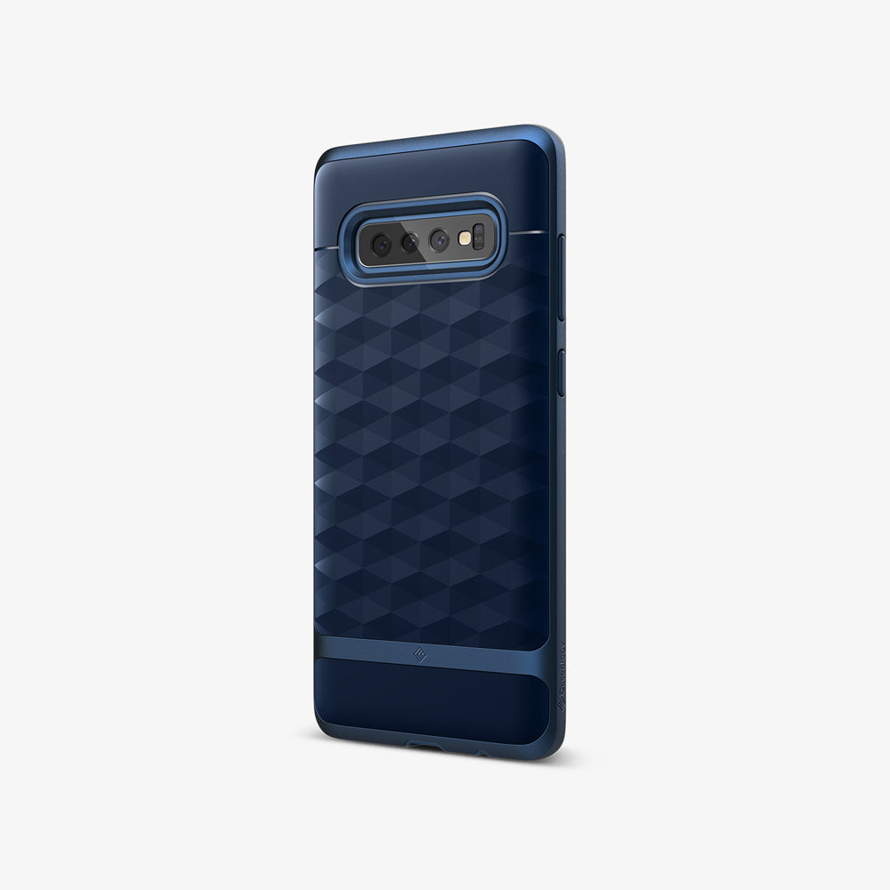 Parallax Midnight Blue for Galaxy S10 Plus