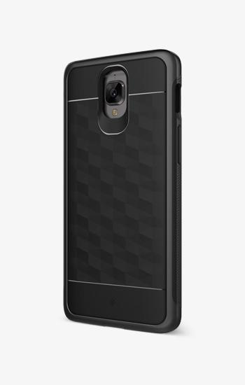 Parallax Black for Oneplus 3 / 3T Case