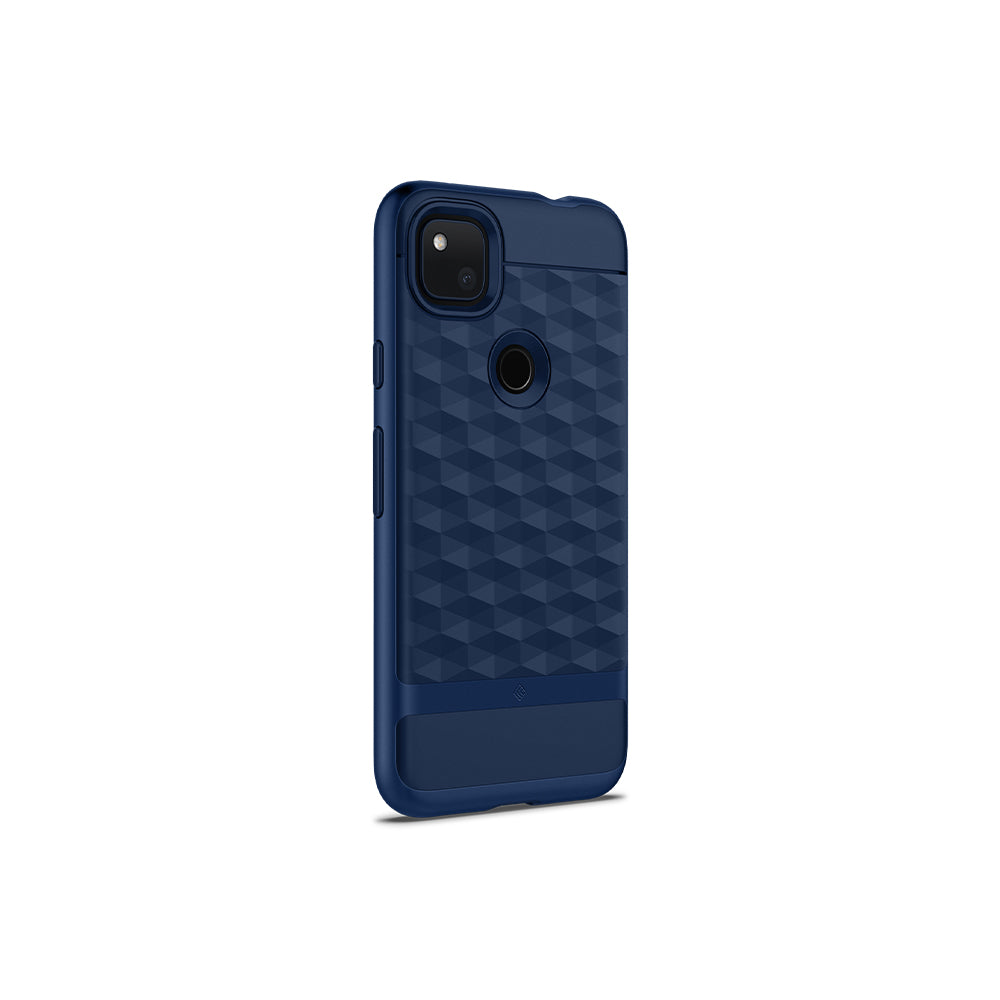 Parallax Classic Blue For Pixel 4A