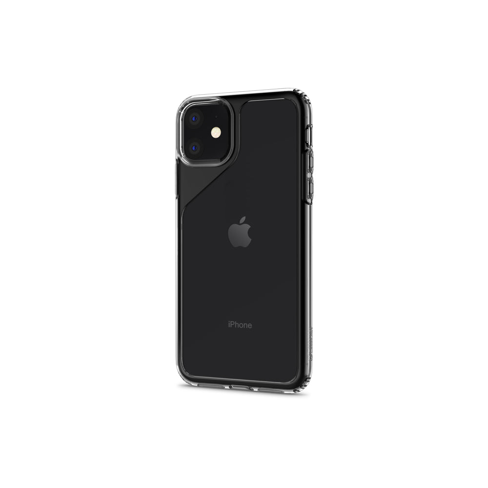 Waterfall Crystal Clear For iPhone 11
