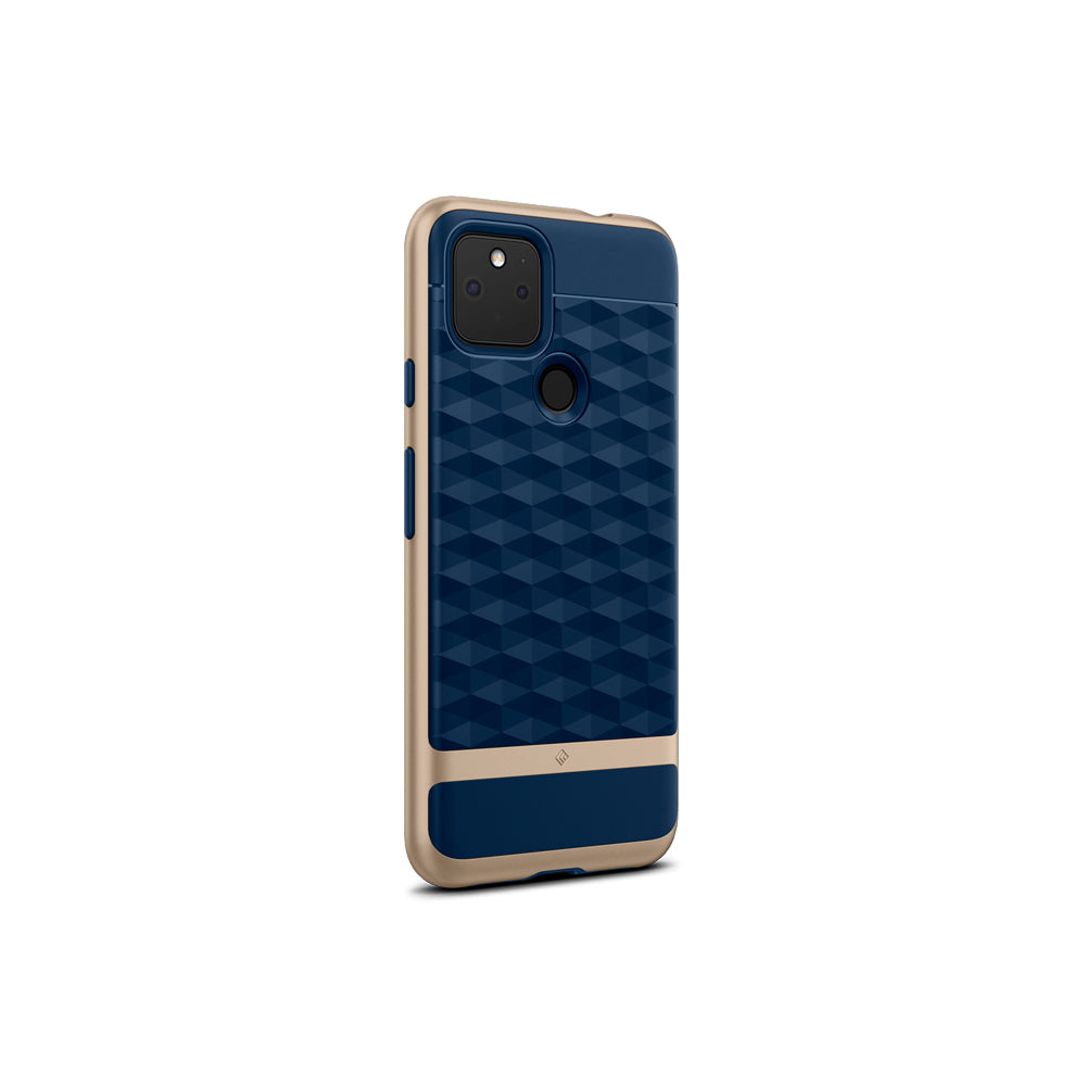 Parallax Navy Blue for Pixel 4a 5G