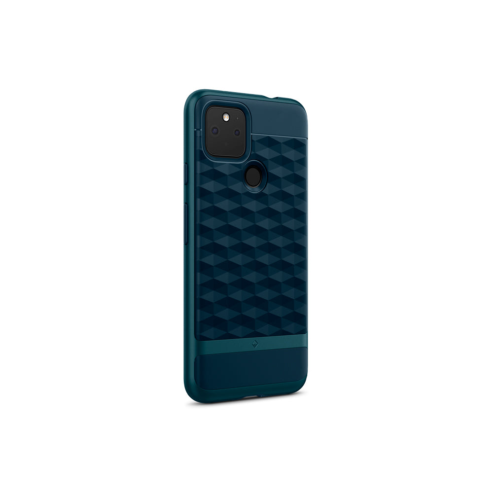Parallax Aqua Green for Pixel 4a 5G