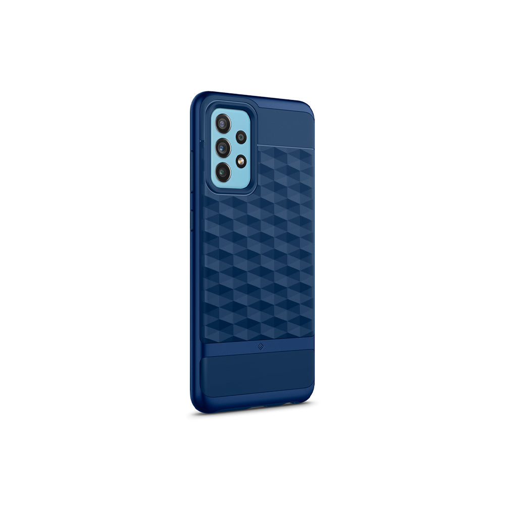 Parallax Classic Blue for Galaxy A72