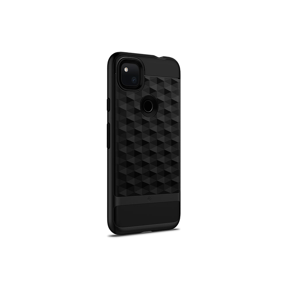 Parallax Matte Black For Pixel 4A