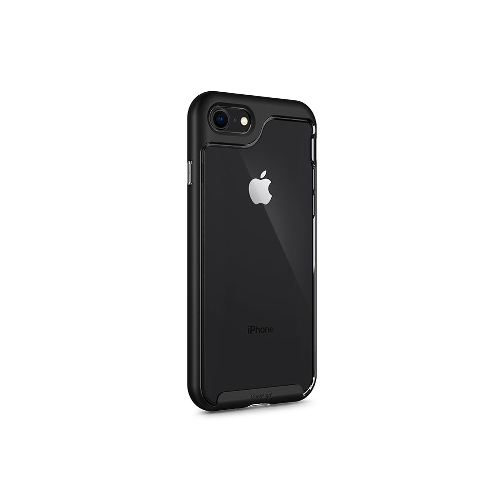 Skyfall Matte Black For iPhone SE 2020
