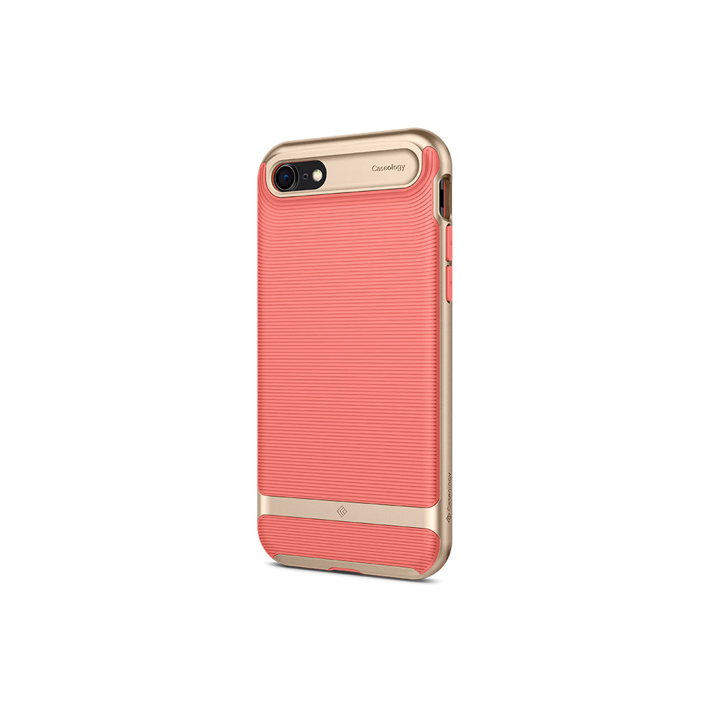 Wavelength Coral Pink For iPhone SE 2020