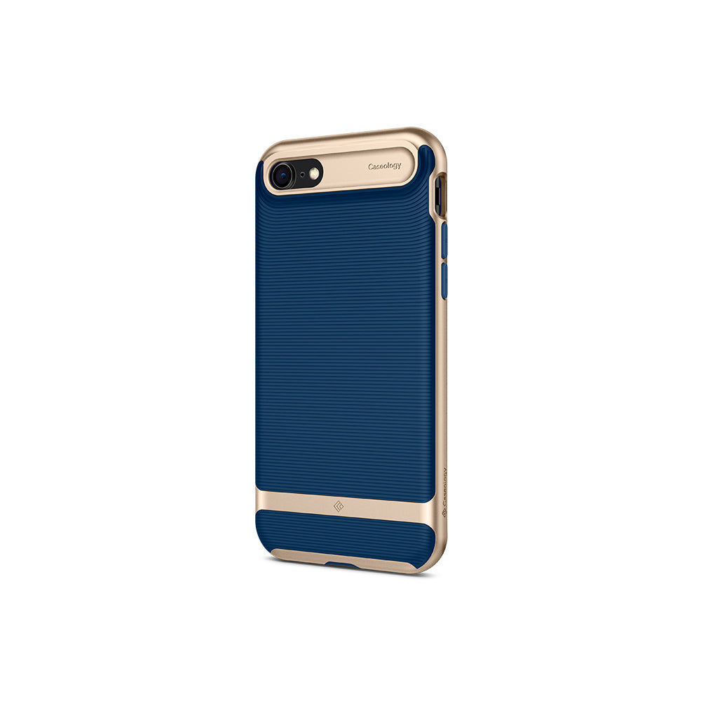 Wavelength Navy Blue For iPhone SE 2020