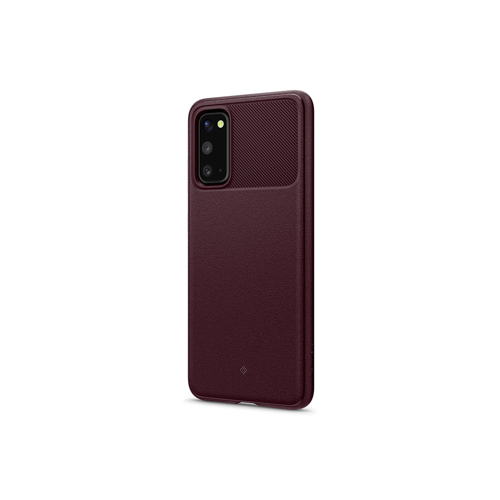 Vault Burgundy For Galaxy S20