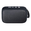 Wireless Fabric Speaker Black