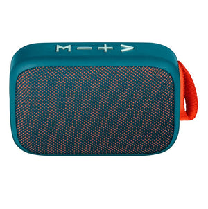 Wireless Fabric Speaker Teal