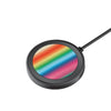 Wireless Charging Pad Rainbow