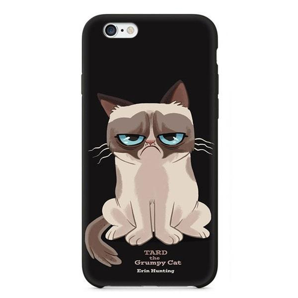 Ardy Kat - Grumpy Cat iPhone Case