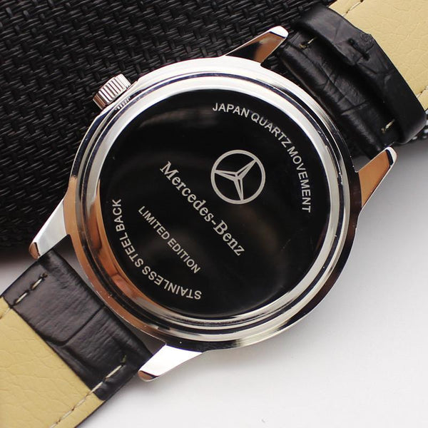 Mercedes-Benz Classic Stainless Steel Watch Special