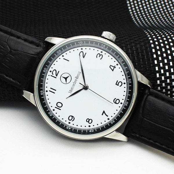 Mercedes-Benz Classic Stainless Steel Watch