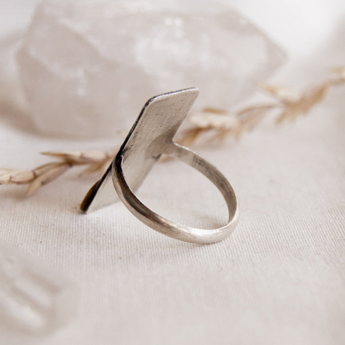 Rise Ring - Third Hand Silversmith