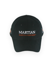 Martian Cap - Black