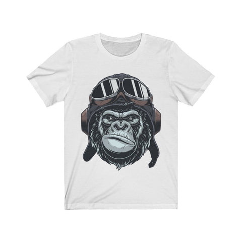 Aviator Gorilla - T-shirt - Mind Bend Apparel