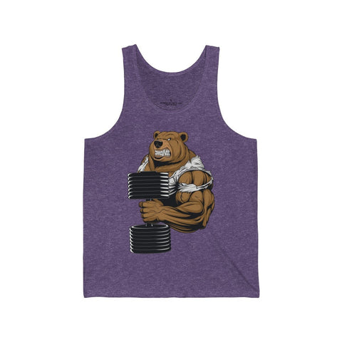 Fierce Bear Training - Unisex Tank - Mind Bend Apparel
