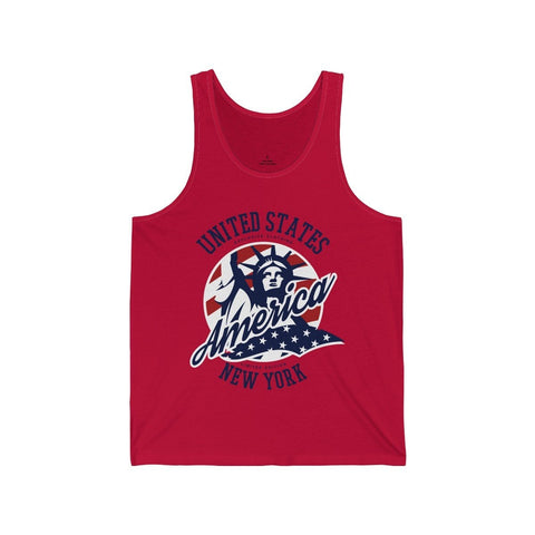 US New York Limited Edition - Unisex Tank - Mind Bend Apparel