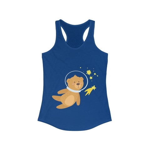 Teddy Bear Dancing With The Stars - Tank Top - Mind Bend Apparel