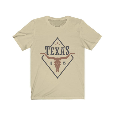 Texas 1845 - T-shirt - Mind Bend Apparel
