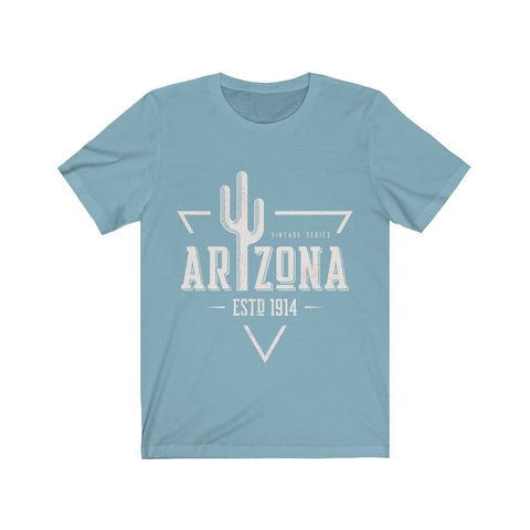 Arizona New ESTD 1914 Vintage Series - T-shirt - Mind Bend Apparel