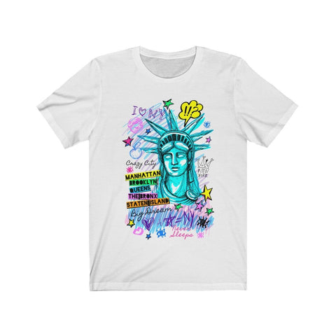 I Love New York - T-shirt - Mind Bend Apparel