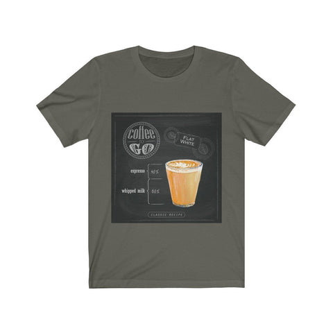 Flat White - Mind Bend Apparel