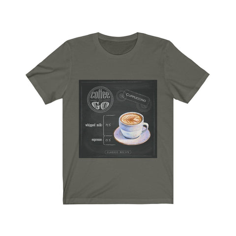Cappuccino - Mind Bend Apparel