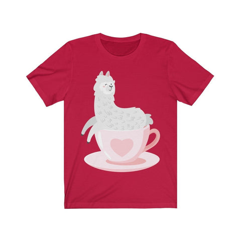My Daily Cup of Lama - T-shirt - Mind Bend Apparel
