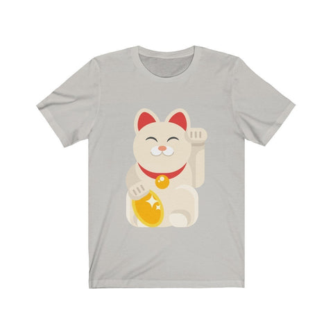 6th Waving Cat - T-shirt - Mind Bend Apparel