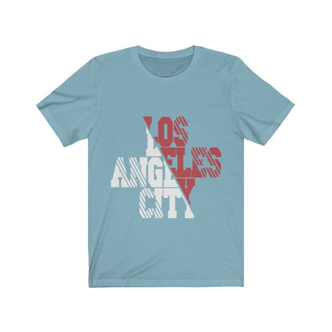 Los Angeles City - T-shirt - Mind Bend Apparel