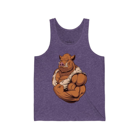 Strong Boar - Unisex Tank - Mind Bend Apparel