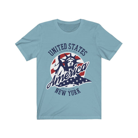 US New York Limited Edition - T-shirt - Mind Bend Apparel
