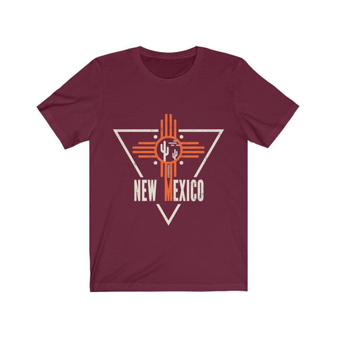 New Mexico - T-shirt - Mind Bend Apparel