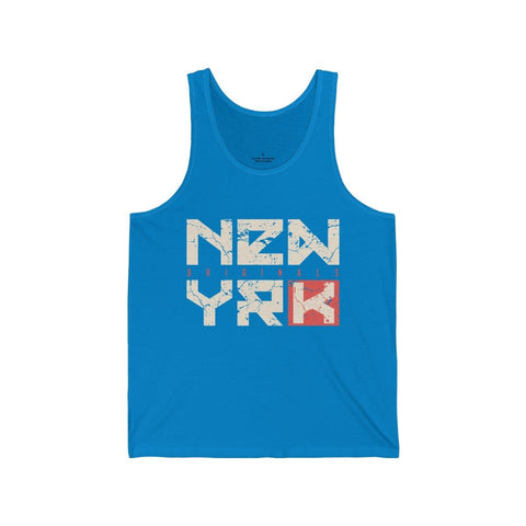 New York Originals - Unisex Tank - Mind Bend Apparel