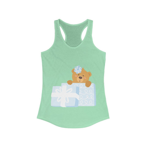 Teddy Bear Opening Gift - Tank Top - Mind Bend Apparel