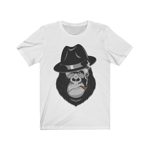 Mobster Gorilla - T-shirt - Mind Bend Apparel