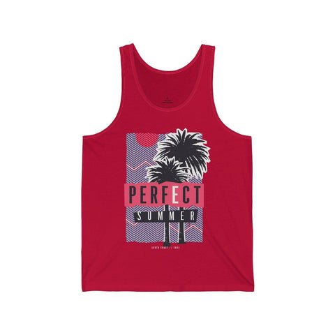 Perfect Summer Maximal - Unisex Tank - Mind Bend Apparel